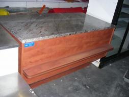 160/75 Drewniana granit  KOM 0700