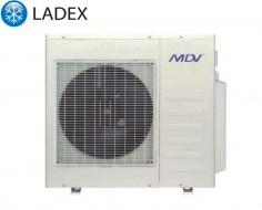 Klimatyzator ścienny INVERTER MDV-MIDEA 3,2/3,7 kW KLI.0009